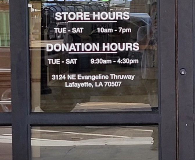 ReStore Door Graphic