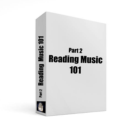 Reading Music 101. Part 2. [Free]
