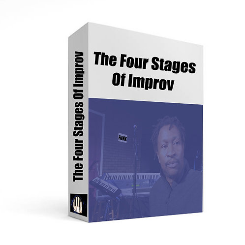 The four stages of improv
