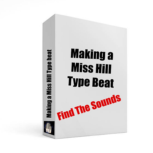 Lauryn Hill Type Beat.  FINDING THE SOUNDS