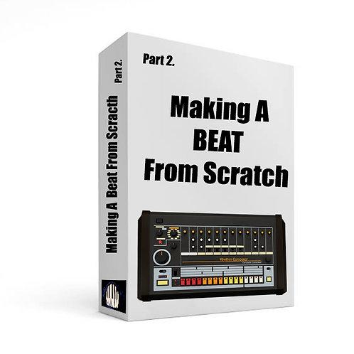 Making a beat P.2