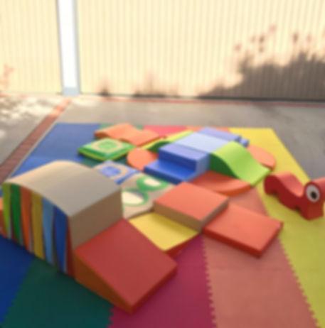 LA soft play rental equipment