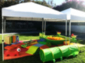Soft play ball pit los angeles mobile premier package