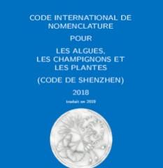 Code International de Nomenclature pour les Algues, les Champignons et les Plantes