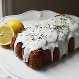 lemon lavender loaf✨___マイブーム!_レモンとラベンダー✨