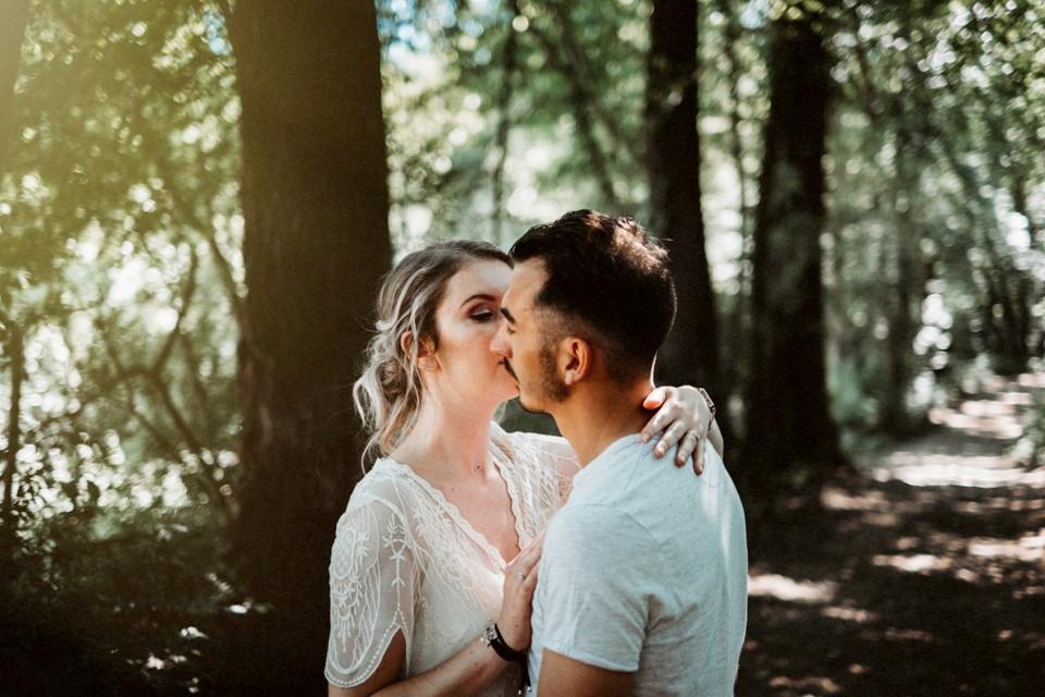 Photographe mariage Lyon Roanne chemin de l'Yzeron Fuji X-PRO2