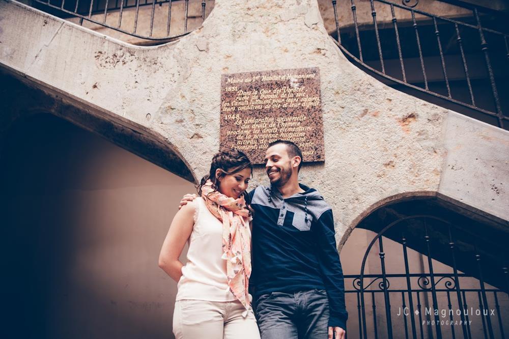 Photographe mariage Lyon Roanne Cours des Voraces Lyon Fuji X-PRO2