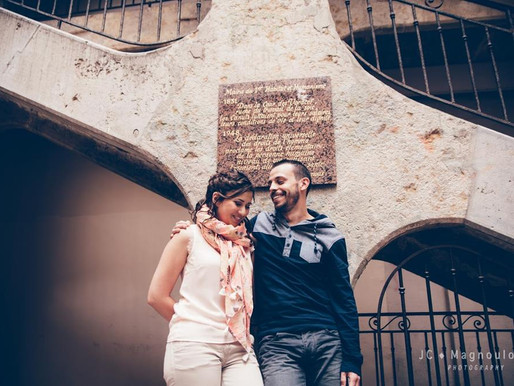 Engagement Sahra & Manuel