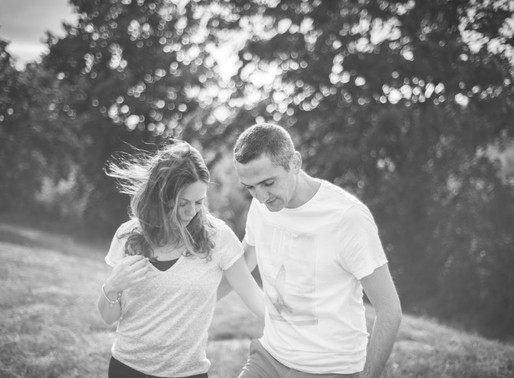 Engagement Marina & Matthieu