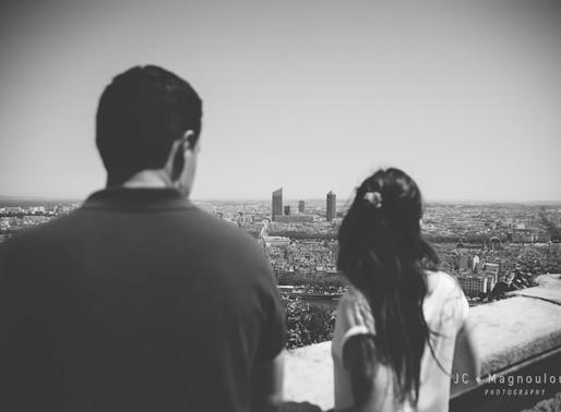 Engagement Marion & Nicolas