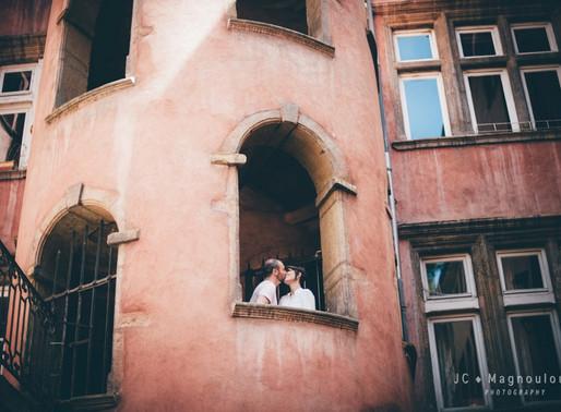 Engagement Amandine & Arnaud