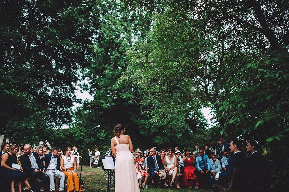Photographe mariage Lyon Roanne Château des Verges Lantignié Fuji X-PRO2