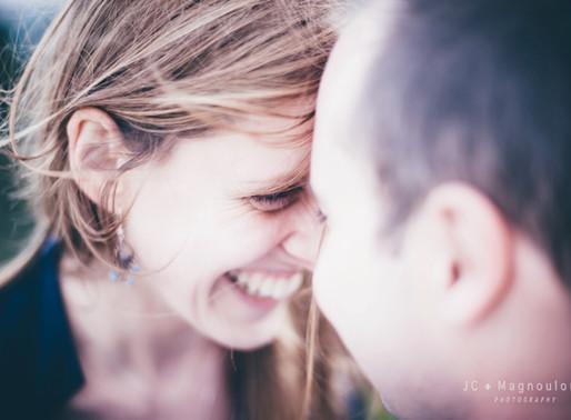 Engagement Pauline & Julien