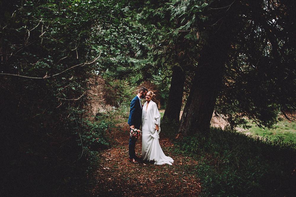 Photographe mariage Lyon Roanne nature Relais Gourmand Fuji X-PRO2