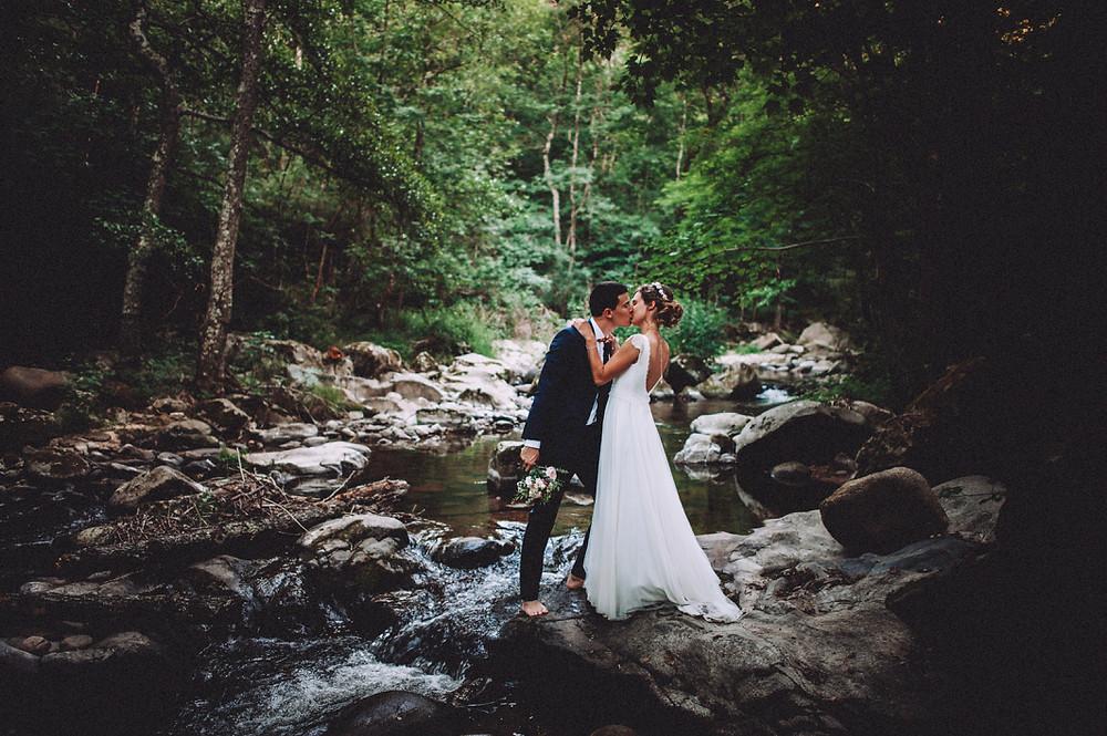 Photographe mariage Lyon Roanne Manoir de Munas Ardèche Fuji X-PRO2