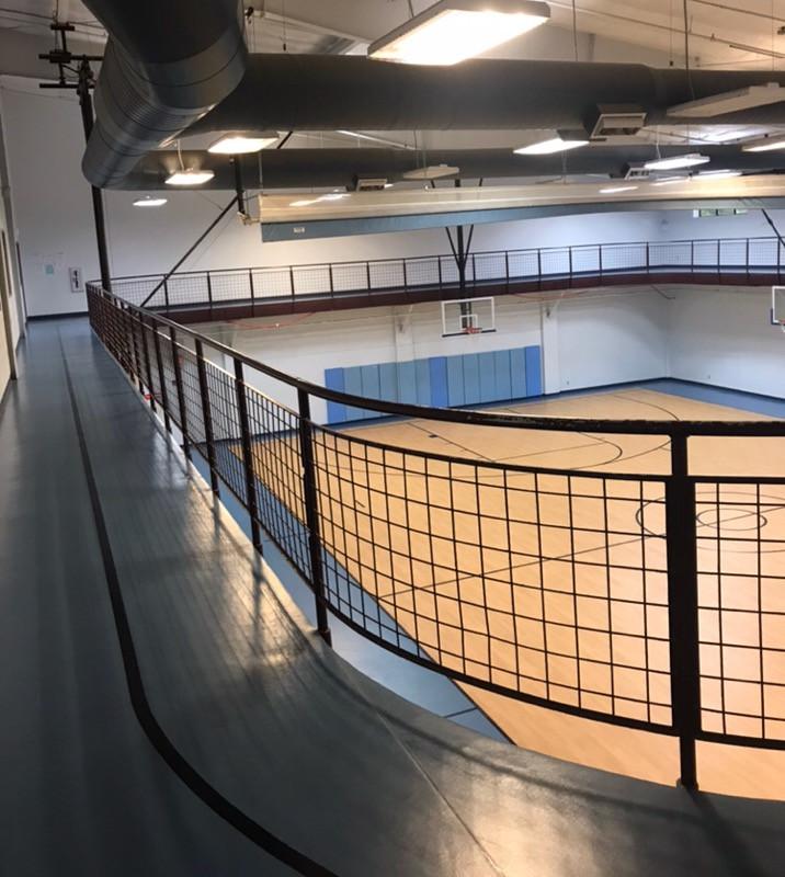 Wellness Center Gym