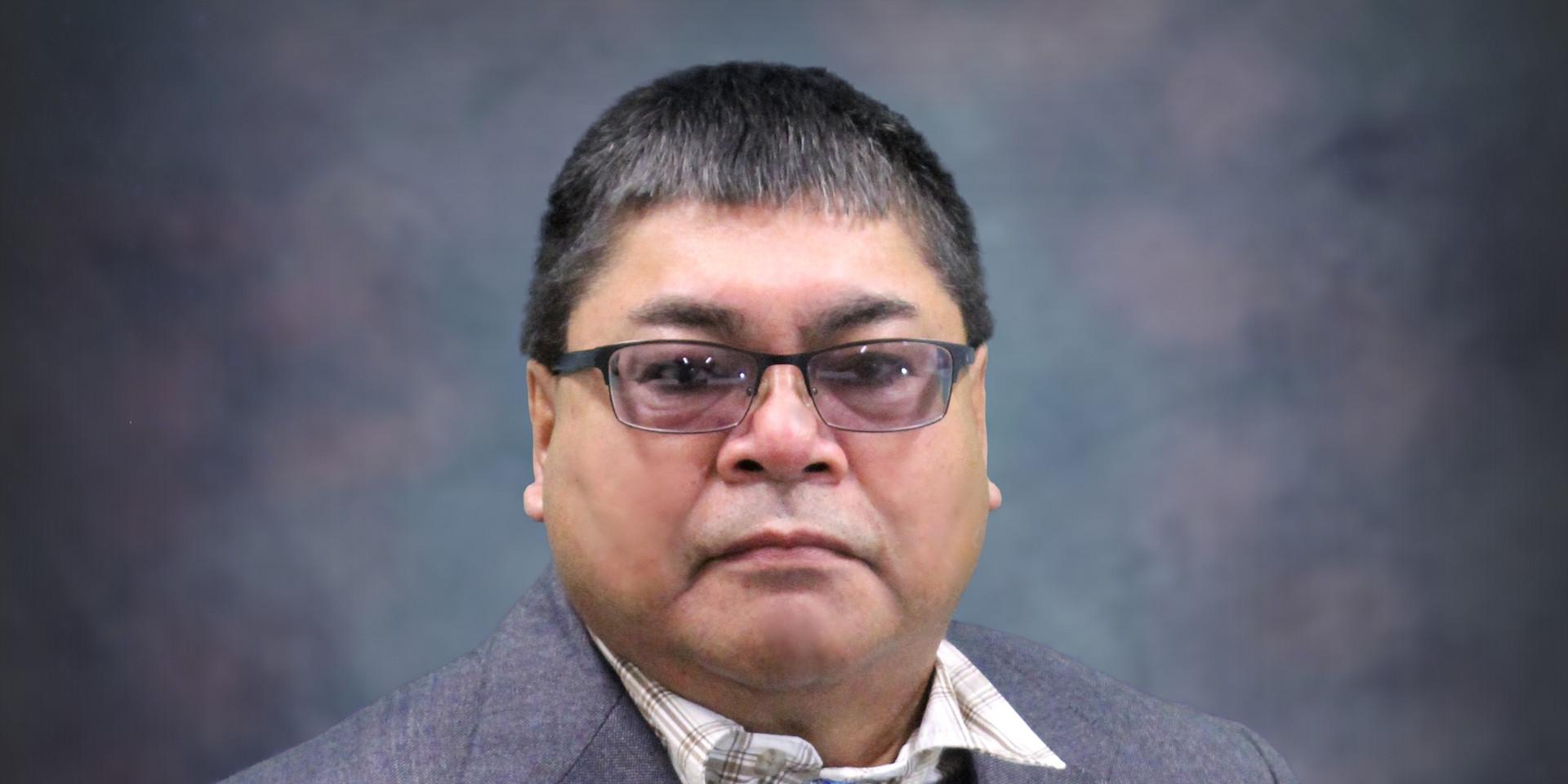 Ted Russette III - Rocky Boy Heath Center Board of Directors Member