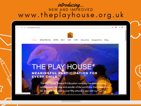 THE PLAY HOUSE HAS LAUNCHED OUR NEW WEBSITE!