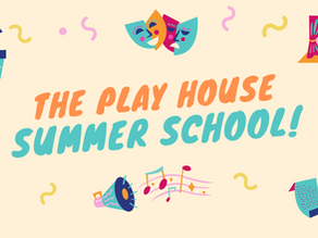 The Play House Summer School Offer