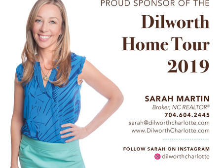 2019 Dilworth Home Tour