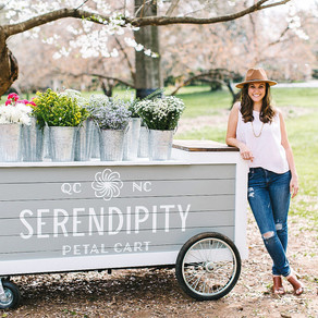 Dilworth Business Series: Serendipity Flowers