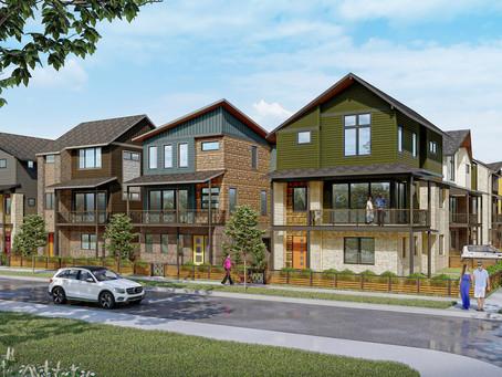 Introducing Atlas Urban Homes in Charlotte's NoDa Neighborhood