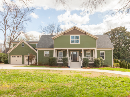 Beautiful Craftsman Home in Nearby Barclay Downs!