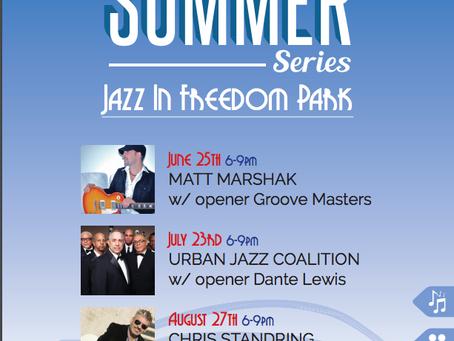 Jazz in Freedom Park