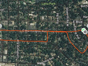 The Dilworth Speed Loop