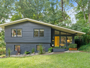 Sold! Mid-Century Modern Home