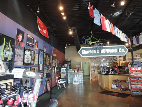Dilworth Business Series: Charlotte Running Co.