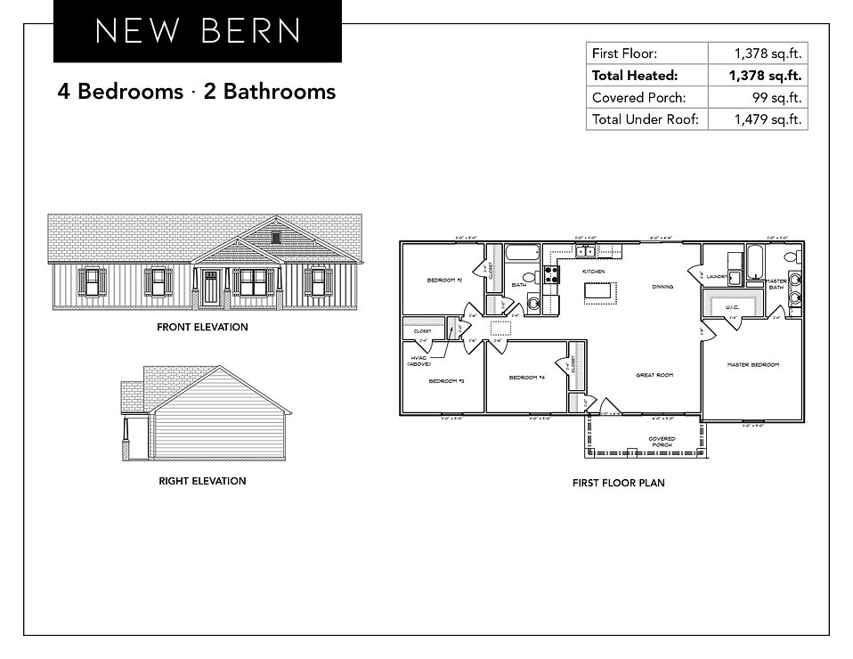 Floor Plans_The Black Label Group_New Be