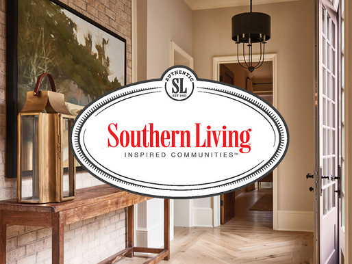 A Walk in the Pages of Southern Living