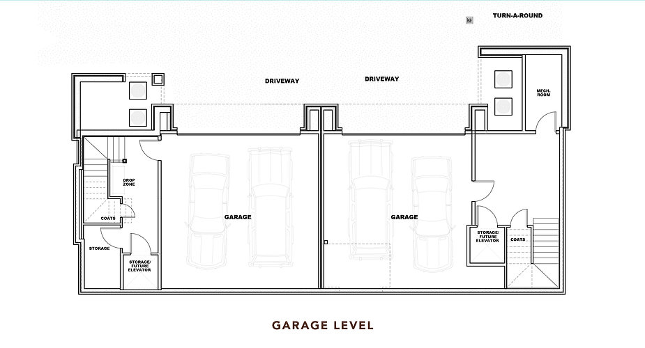 724 and 726 Brookside Ave_Floor Plans_Ga