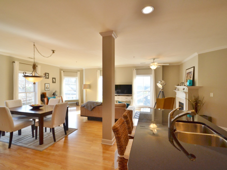Newest Dilworth Listing on Coveted Euclid Avenue!