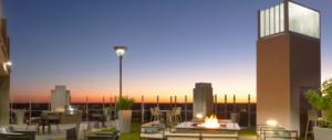 Luxury apartment amenities attract renters