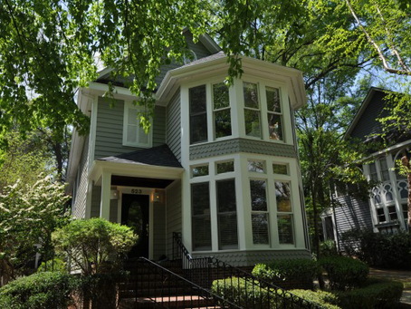 New Listing – Hidden Victorian Home on Dilworth Mews!