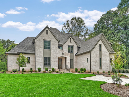 This is the year to create your best life – starting at 109 Redbird Lane in Weddington
