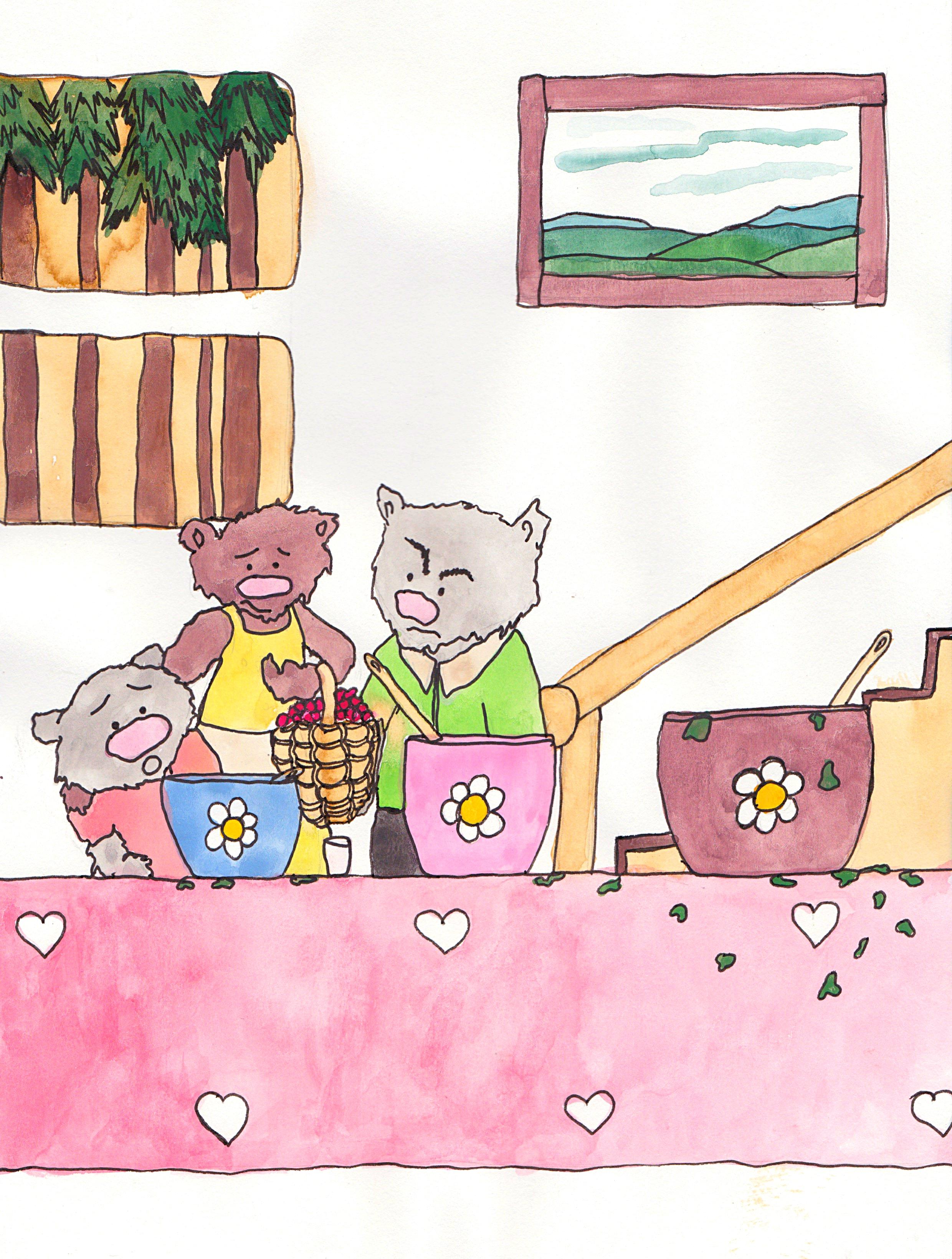Three little bears Image 11