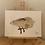 Thumbnail: Running Hare Original painting
