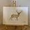 Thumbnail: Red deer Painting