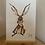 Thumbnail: Cheeky Hare Painting