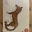 Thumbnail: Fuzzy Fox Original Painting