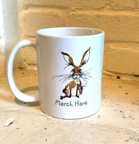 March Hare Mug