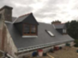 Exemple de toiture sur Guern - Raikes Couverture