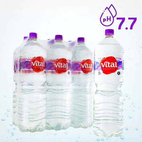 Agua VITAL RESERVA 2.5 L