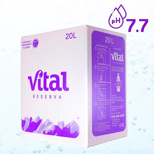 Agua VITAL RESERVA 20.0 L