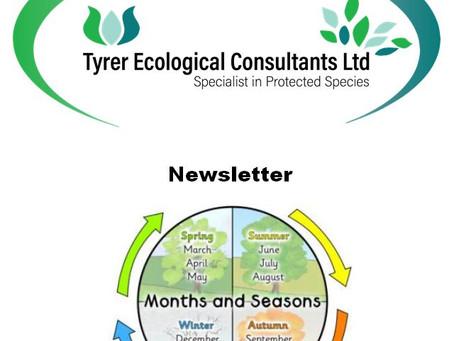 Tyrer - Autumn 2020 newsletter