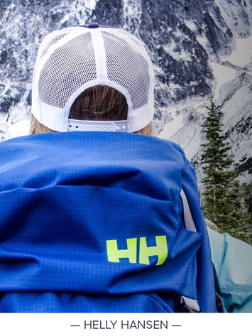 """""""Outdoor Equipped is an important part of our Helly Hansen brand strategy in the US.  They continue to be great partners as we navigate the Amazon marketplace."""""""