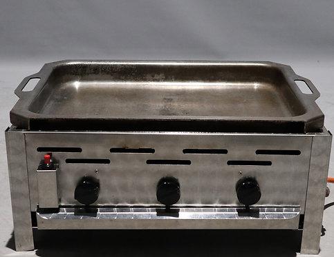 Grill/Gas Kombibräter
